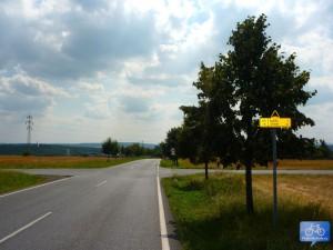 A114 mezi Slivencem a Lochkovem